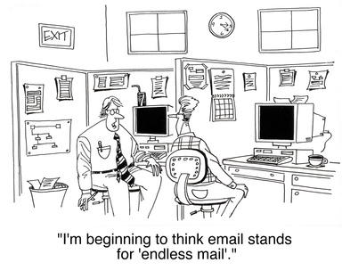 Email distraction