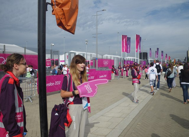London 2012 Games Makers